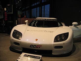 Koenigsegg - Koenigsegg CCGT