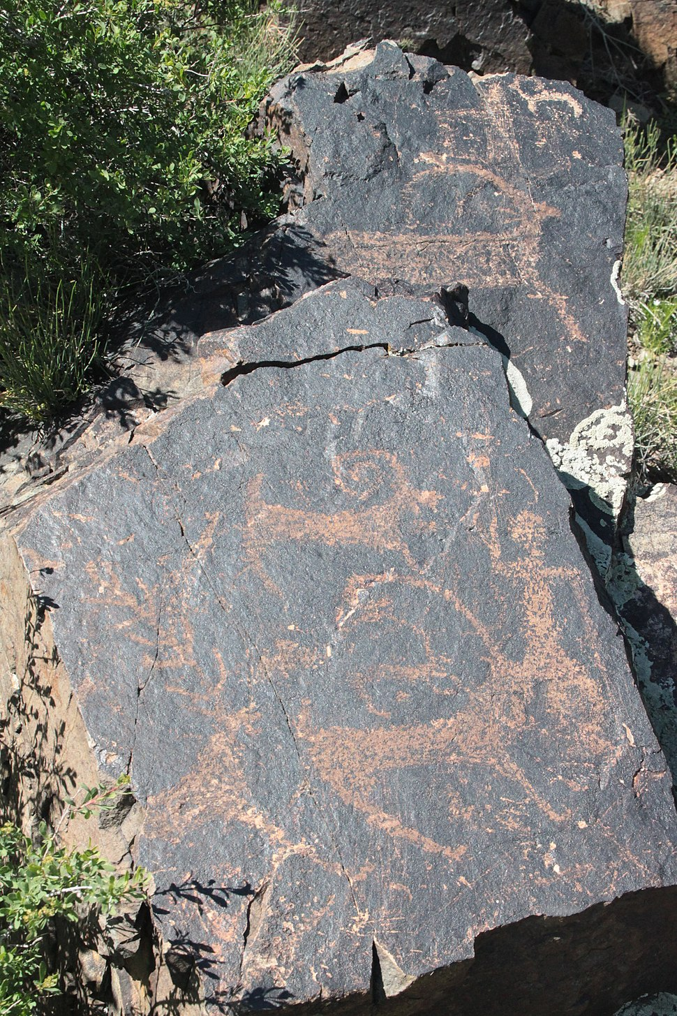 Koksu Petroglyphs