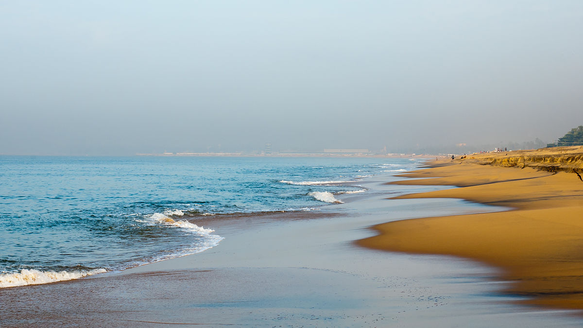 Kollam Beach Wikipedia