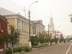 Historic center of Kolomna