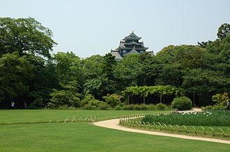 Kōraku-en - Image: Korakuen 09