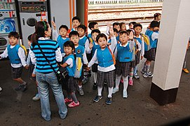 Korea-Gyeongju Station-Children-01.jpg