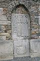 Kostel sv. Petra a Pavla (Čáslav) - náhrobní kameny 5.JPG