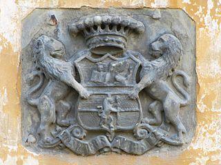 Znaková deska pánů z Mazzuchelli