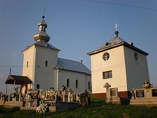 Volica municipality of Slovakia