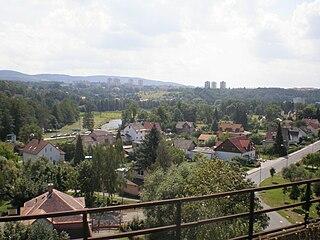 Královské Poříčí Municipality in Karlovy Vary, Czech Republic
