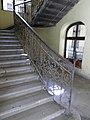 Krail ház. Lépcsőház. - Budapest, Palotanegyed, József körút 73.JPG