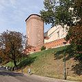 Krakow WawelSenatorTower A13.jpg