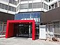 Kreiskrankenhaus Bad Säckingen — Eingang.JPG