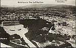 Kristiania. Fra Luftballon, 1906 (11415412386).jpg