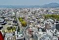 Kyoto Kyoto Tower Panoramablick 16.jpg