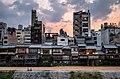 Kyoto getting dark (9359825384).jpg
