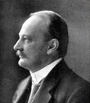 """László Rátz - László Rátz (1863-1930), mathematics high school teacher in """"Budapest-Fasori Evangélikus Gimnázium"""" during the years from 1890 to his retirement in 1925."""