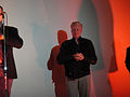 LA Animation Festival - Iron Giant introduction from Christopher McDonald (voice of Kent Mansley) (6852466858).jpg