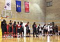 LA Clippers players introduced Camp Pendleton.JPG