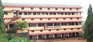 Payyavoor - Little Flower School, Chandanakampara
