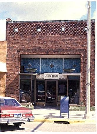 Henry Adams Building - Image: LS Adams Building 1use