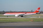 LTU Airbus A330-300, D-AERK@DUS,11.03.2007-453pg - Flickr - Aero Icarus.jpg