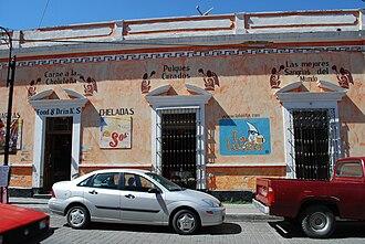 Cholula, Puebla - La Lunita Bar
