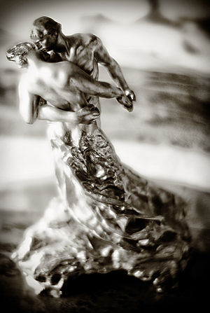 Camille Claudel - The Waltz (Conceived in 1889 and cast in 1905)