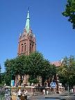 Połąga - molo - Litwa