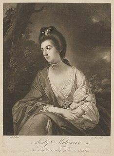Ann Street Barry British actress (1734-1801)