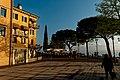 Lago di Garda - Garda - Largo Pisanello - View SSW.jpg