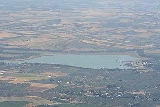 Province of Trapani - Lago di Paceco