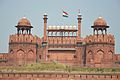 Lahori Gate with Ramparts - Red Fort - Delhi 2014-05-13 3126.JPG