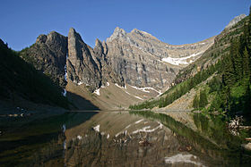 Image illustrative de l'article Lake Agnes (Alberta)