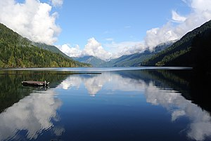 Clallam County, Washington - Lake Crescent