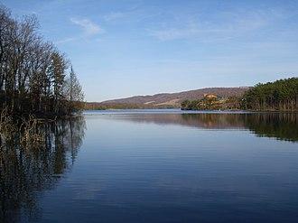 Rocky Gap State Park - Lake Habeeb