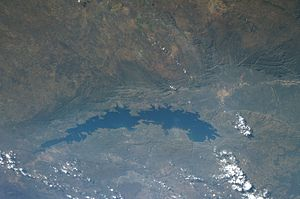 Lake Kariba - Image: Lake Kariba