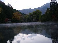 Lake Kinrin with Morning fog.jpg