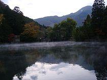 Lake Kinrin with Morning fog.jpg
