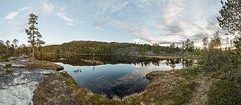 Lake near Rv93, Finnmark 20150612 1.jpg