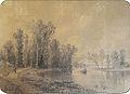 Lalanne M. - Charcoal - Paysage - 54.8x39.7cm.jpg