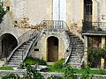 Lalinde maison de Montard escaliers (1).JPG