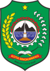 Official seal of Singkawang