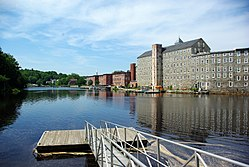 Lamprey River - Wikipedia on map of great bay nh, map of merrimack river nh, map of saco river nh,