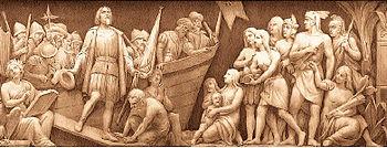 """Landing of Columbus"" - Christopher ..."
