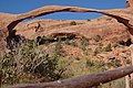 Landscape Arch at Arches National Park, Utah.jpg