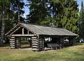 Lappajärvi Church boathouse 20180524.jpg