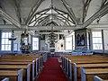 Lappajärvi Church interior 20170615.jpg