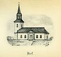 Larvs kyrka 1888 (Ernst Wennerblad 1902).jpg