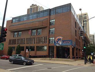 Latin School of Chicago - Image: Latin School of Chicago 2013 10 06 16 29