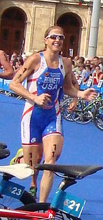 Laura Bennett (triathlete) American triathlete