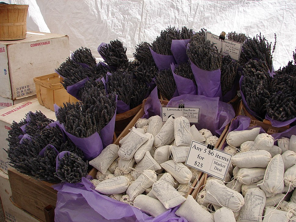 LavenderInMarket