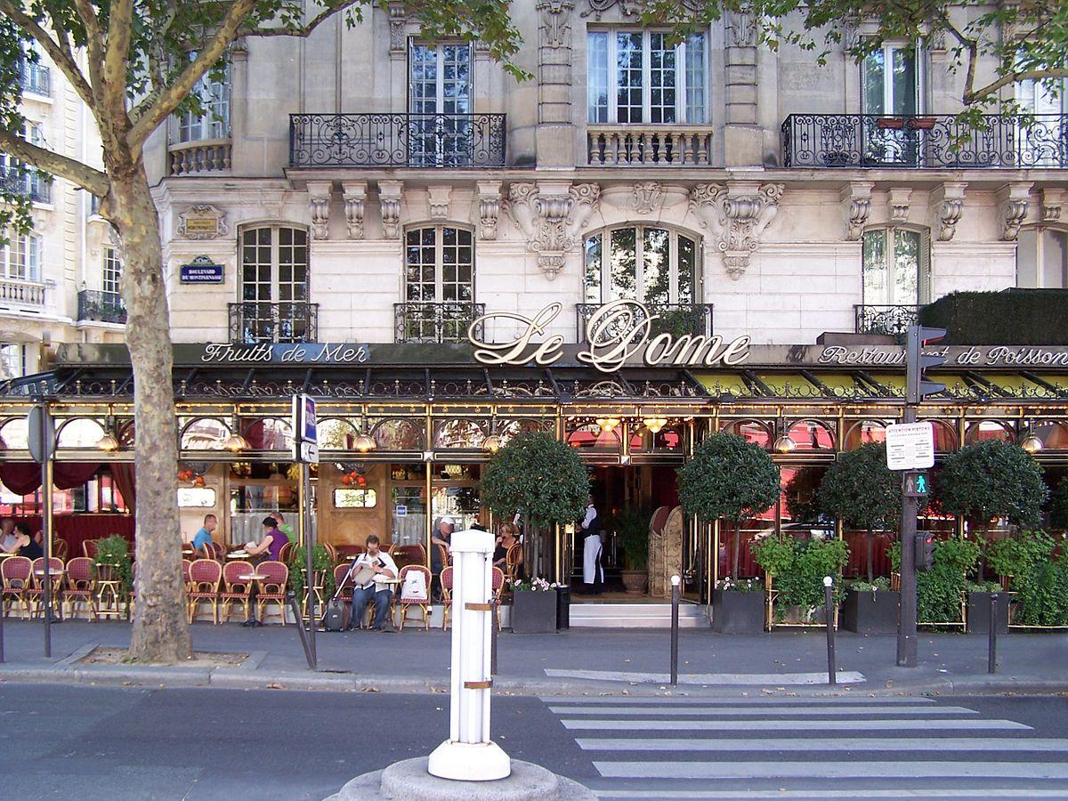 Cafe Paris Nord