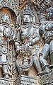 Le Temple de Hoysaleshwara (Halebîd, Inde) (14431481409).jpg
